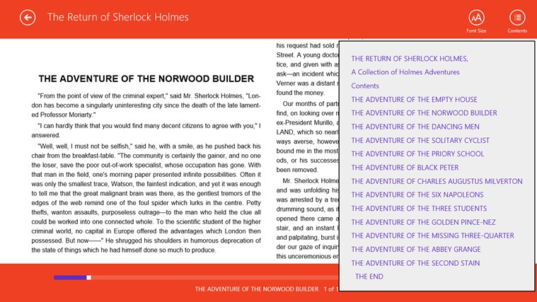 Roxio MediaBook Reader screen shot 5