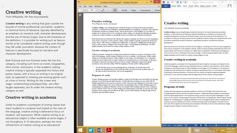 WritePlus screen shot 3