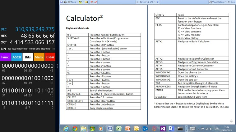 Calculator² screen shot 7