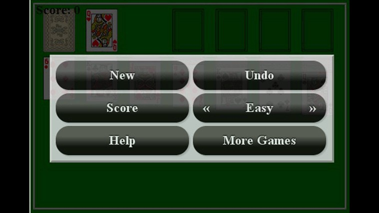 Solitaire - Klondike screen shot 1