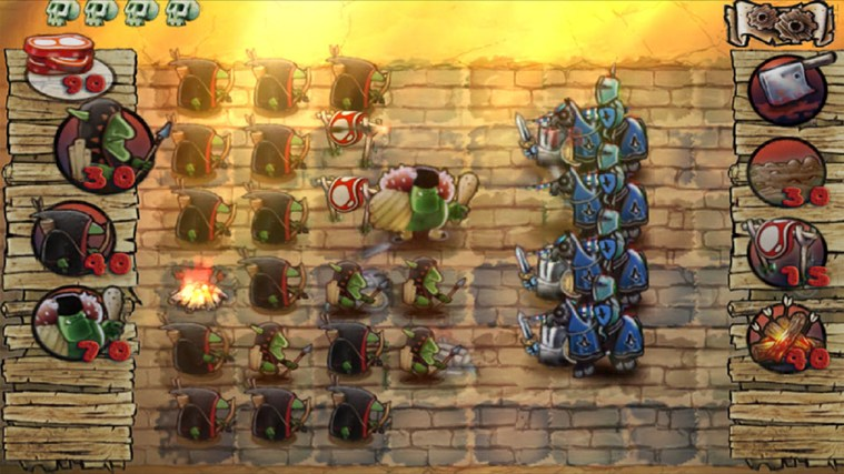 Orcs Must Survive screen shot 1
