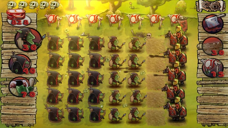 Orcs Must Survive screen shot 3