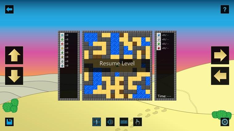 Desert Quest screen shot 5