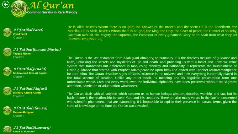 Al Quran screenshot 7