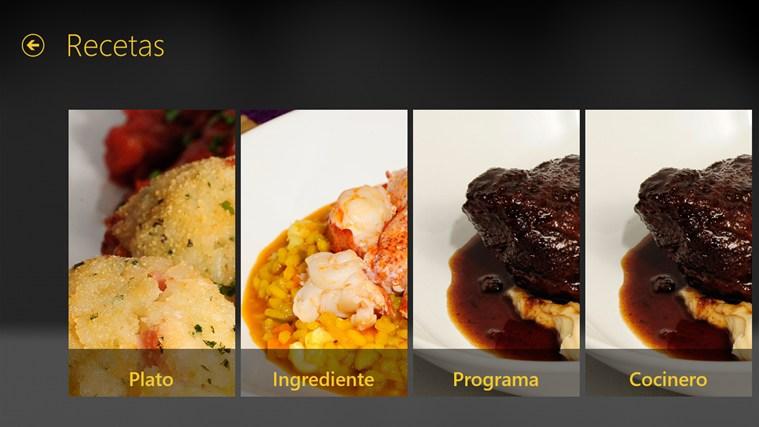 Canal Cocina captura de pantalla 5