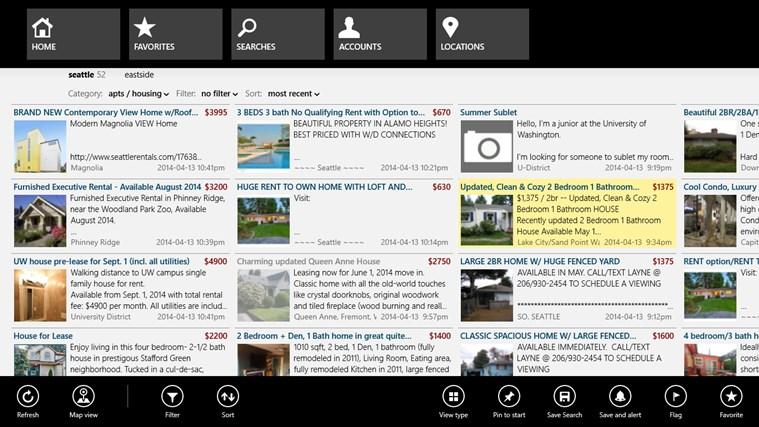 Craigslist+ Pro screen shot 1