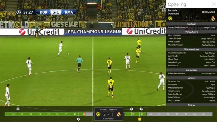 Sport1 schermafbeelding 5
