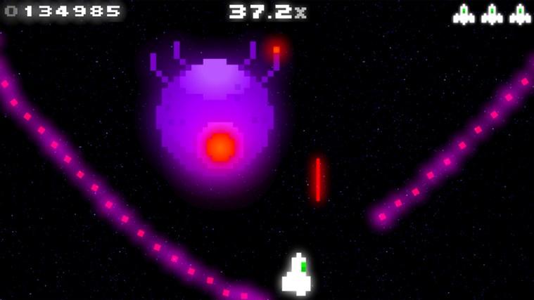 Radiant snímek obrazovky 5