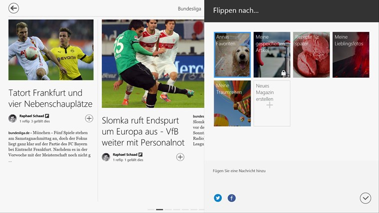 Flipboard Screenshot 5