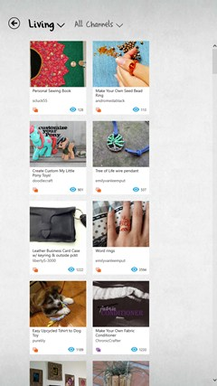 Instructables. screen shot 5