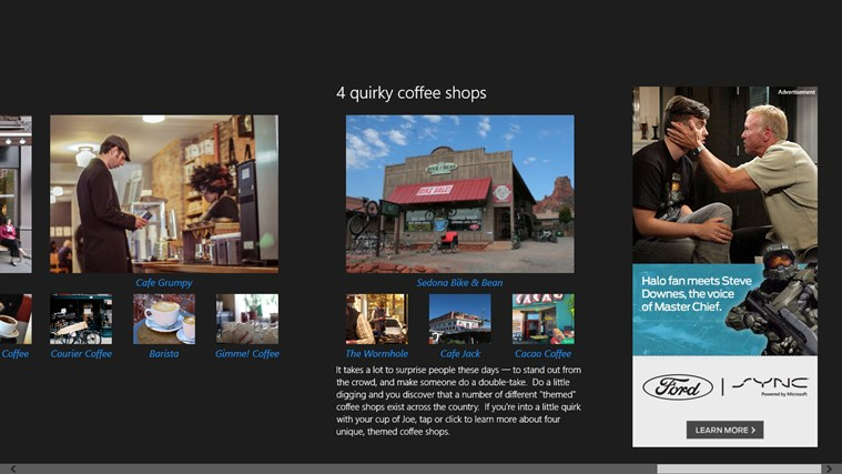Best Coffee Shops screen shot 5