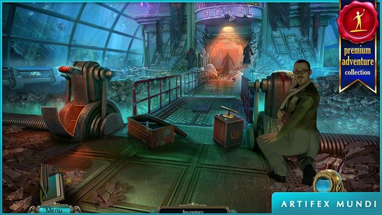 Abyss: The Wraiths of Eden (Full) screen shot 3