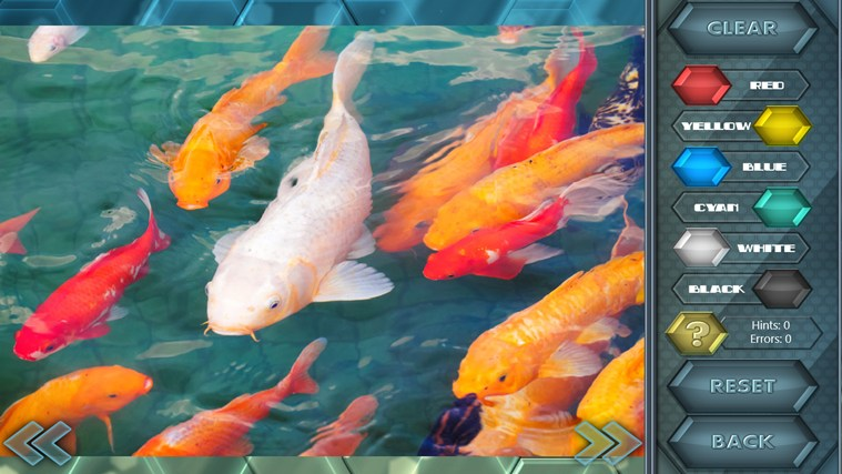Hexlogic koi pond app for windows in the windows store for Koi pond app