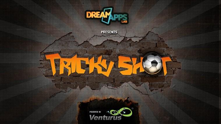 Tricky Shot Soccer capture d'écran 1