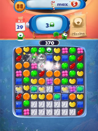Sweets Mania Candy Match 3 Game screen shot 1