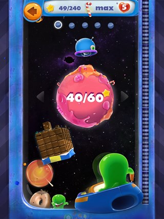 Sweets Mania Candy Match 3 Game screen shot 5