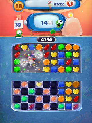 Sweets Mania Candy Match 3 Game screen shot 3