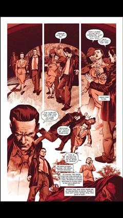 POW! Comic Book Reader screen shot 5