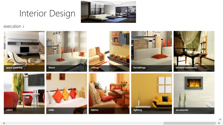 Interior Design screen shot 1
