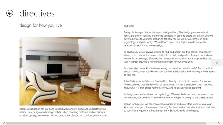 Interior Design screen shot 5