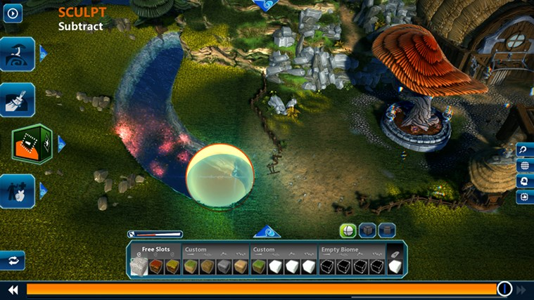 Project Spark screen shot 1