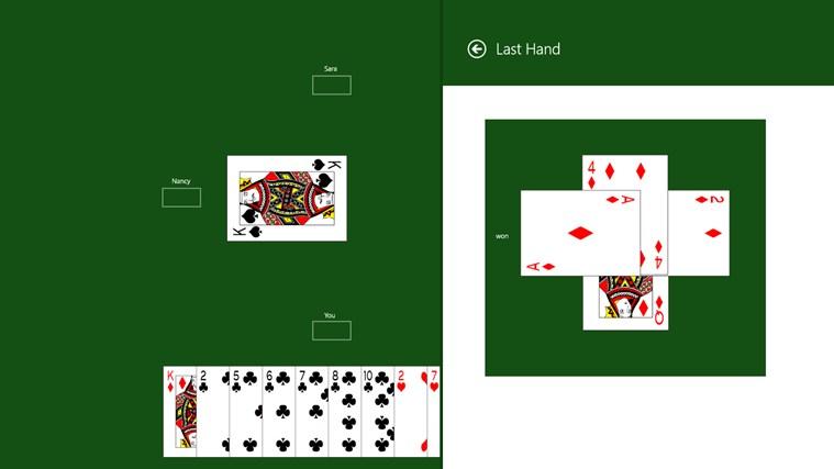 Tarneeb 61 captura de ecrã 3