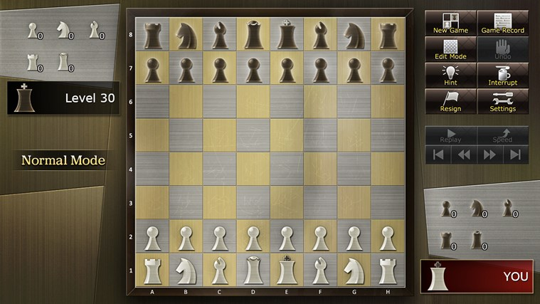 The Chess Lv.100 screen shot 3