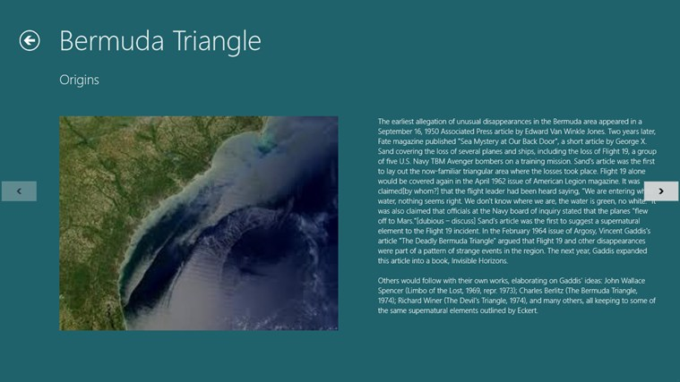 speech on bermuda triangle Bermuda triangle speech or any similar topic specifically for you do not waste your time  it is called the bermuda triangle, or it's also known as the devil's triangle the bermuda triangle has always been a dangerous place and a mysterious because of the disappearance of sailors, pilots and tourists, which has never been solved.