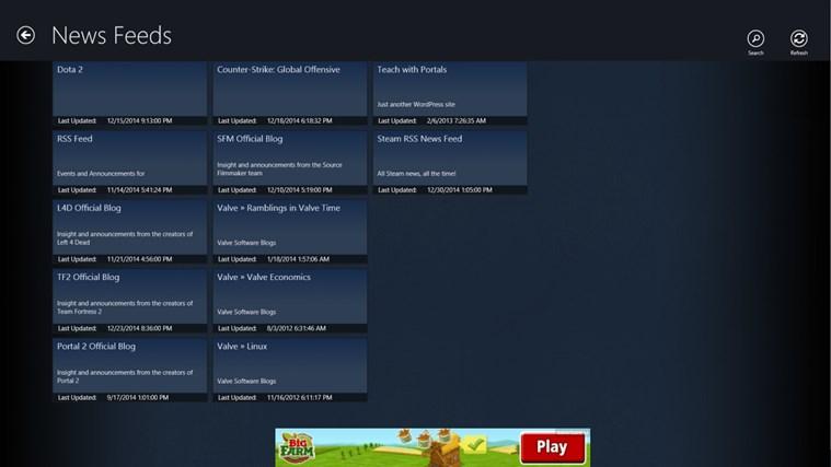 Steam Community Viewer screen shot 3
