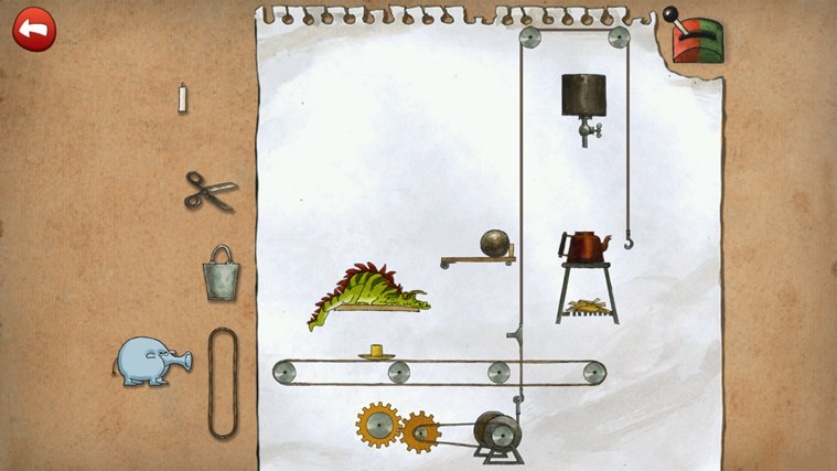 Pettson's Inventions screen shot 1
