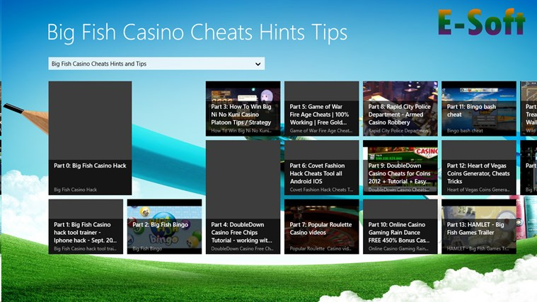 big fish casino cheats hints tips walkthrough pro ForFish Table Cheat App
