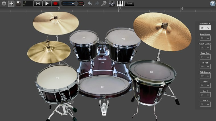 Recording Studio Pro skjermbilete 3