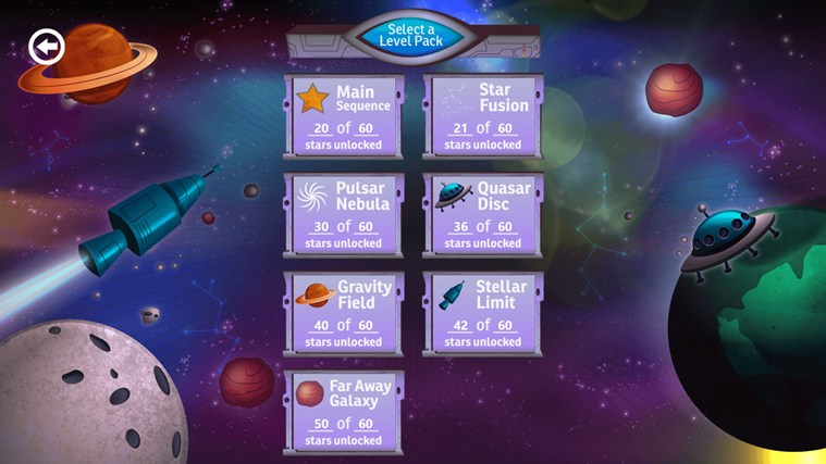 Bubble Star screen shot 5