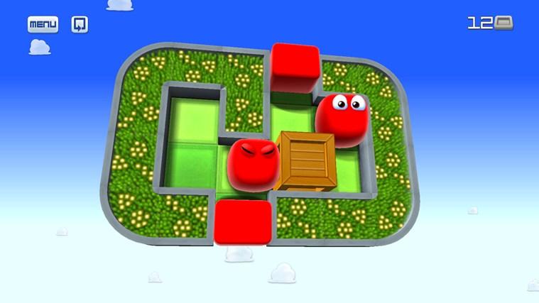Skiddy the Slippery Puzzle cattura di schermata 3