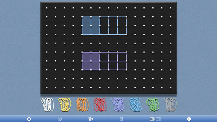 Geoboard, by the Math Learning Center screen shot 3