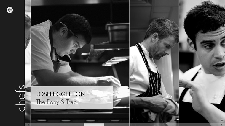 Great British Chefs screen shot 3