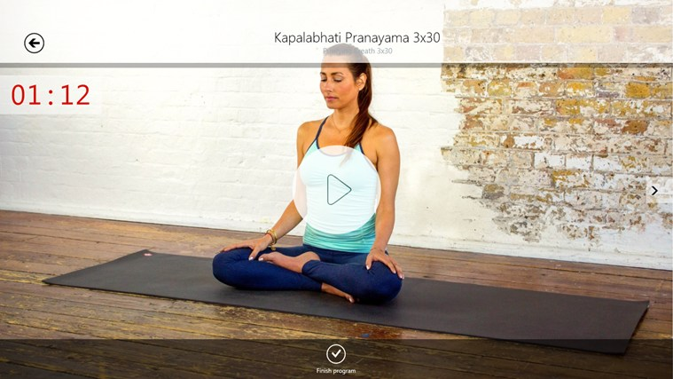 Yoga.com Studio: 300 Poses & Video Classes screen shot 1