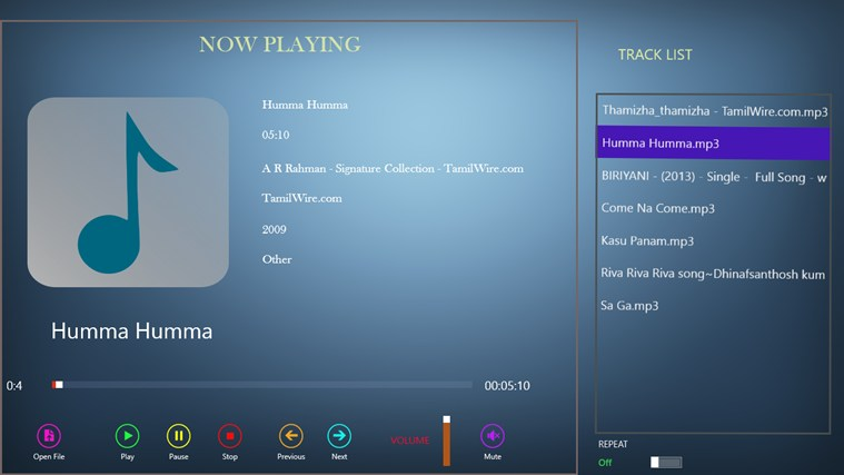 Kunena Topic Music Player App Download For Windows 8 11
