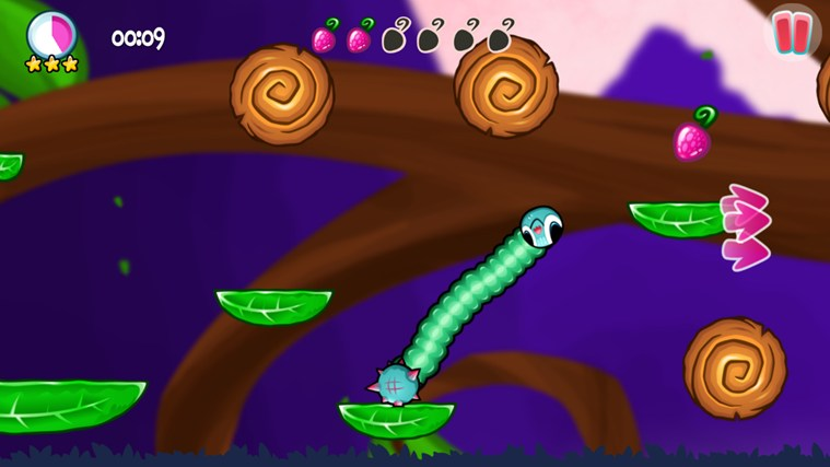 Swingworm screen shot 3