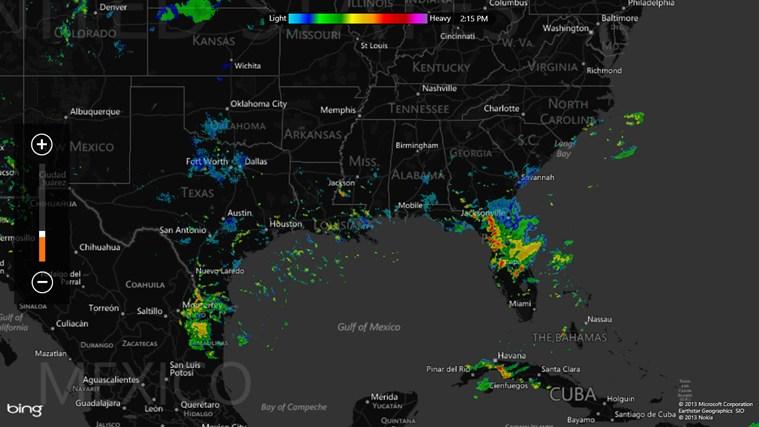 MyRadar Weather Radar screen shot 7