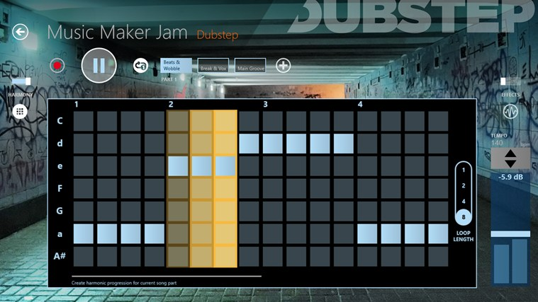 Dubstep Beat Maker No