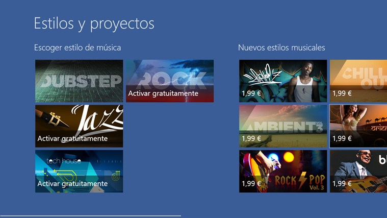 Music Maker Jam captura de pantalla 3