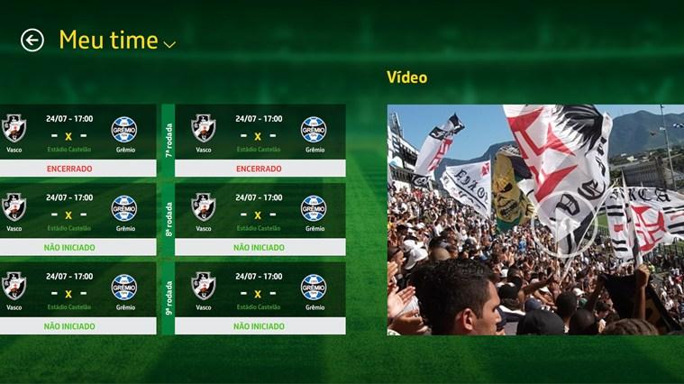 Campeonato Brasileiro 2013 captura de tela 3