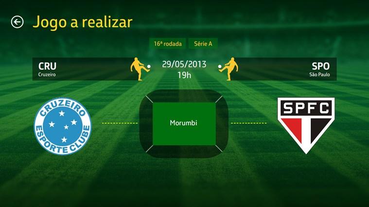 Campeonato Brasileiro 2013 captura de tela 7