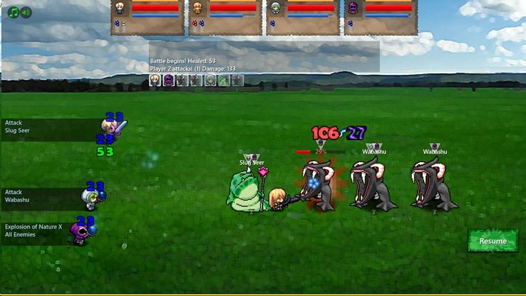 Dragon's Blade DX petikan skrin 7