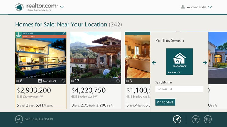 Real Estate Search by Realtor.com® screen shot 5