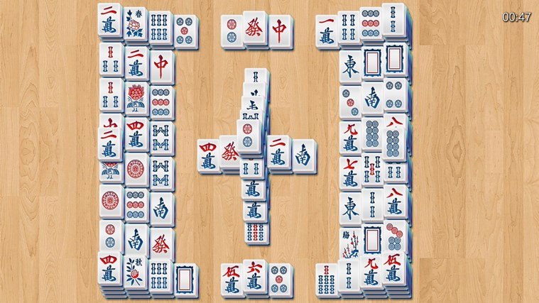 Mahjong Deluxe Free screen shot 3
