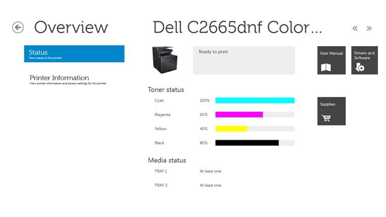 Dell Document Hub screen shot 3