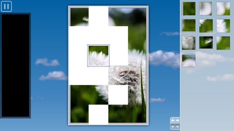 Animated Puzzles screen shot 1