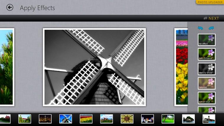 Photo Uploader for Facebook screen shot 3
